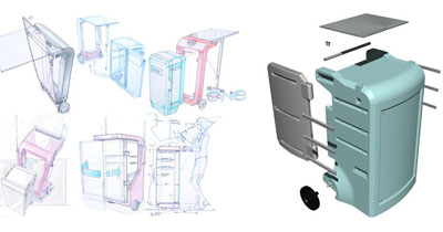 rotomoulage roto30 moulage industriel objets produits finis poly thyl ne plastiques moules. Black Bedroom Furniture Sets. Home Design Ideas